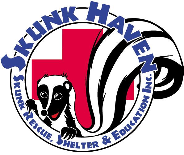 Image result for colors of skunks skunk haven